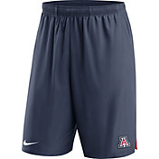 Nike Men's Arizona Wildcats Navy Shield Shorts