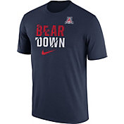 Nike Men's Arizona Wildcats Navy Ignite Verbiage Legend T-Shirt