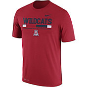 Nike Men's Arizona Wildcats Cardinal Football Staff Legend T-Shirt