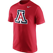Nike Men's Arizona Wildcats Cardinal Logo T-Shirt