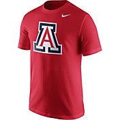 Nike Men's Arizona Wildcats Cardinal Logo T-Shirt