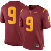Nike Men's USC Trojans #9 Cardinal Limited Football Jersey