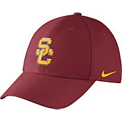 Nike Men's USC Trojans Cardinal Dri-FIT Wool Swoosh Flex Hat