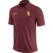 Nike Men's USC Trojans Cardinal Early Season Football Polo