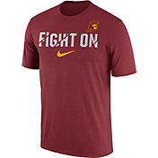 Nike Men's USC Trojans Cardinal Ignite Verbiage Legend T-Shirt