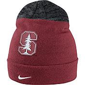 Nike Men's Stanford Cardinal Sideline Cardinal/Grey Beanie