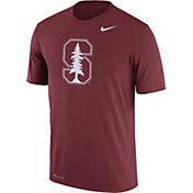 Nike Men's Stanford Cardinal Cardinal Logo Dry Legend T-Shirt