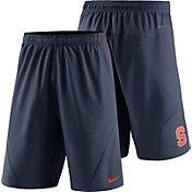 Nike Men's Syracuse Orange Blue Fly XL 5.0 Football Sideline Shorts