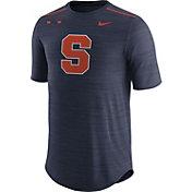 Nike Men's Syracuse Orange Blue Football Player T-Shirt