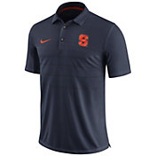 Nike Men's Syracuse Orange Blue Early Season Football Polo