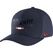 Nike Men's Syracuse Orange Blue Seasonal Swoosh Flex Classic99 Hat