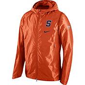 Nike Men's Syracuse Orange ELITE Hyperelite Orange Game Jacket