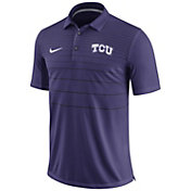Nike Men's TCU Horned Frogs Purple Early Season Football Polo