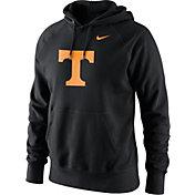 Nike Men's Tennessee Volunteers Black Classic Logo Hoodie