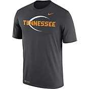 Nike Men's Tennessee Volunteers Anthracite Football Icon Legend T-Shirt
