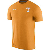 Nike Men's Tennessee Volunteers Tennessee Orange Coach Football T-Shirt