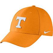 Nike Men's Tennessee Volunteers Tennessee Orange Dri-FIT Wool Swoosh Flex Hat
