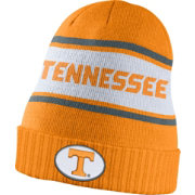 Nike Men's Tennessee Volunteers Tennessee Orange Sideline Knit Performance Beanie