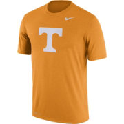 Nike Men's Tennessee Volunteers Tennessee Orange Logo Dry Legend T-Shirt