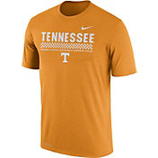 Nike Men's Tennessee Volunteers Tennessee Orange Football Staff Legend T-Shirt