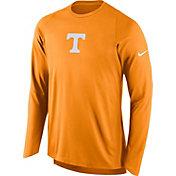 Nike Men's Tennessee Volunteers Tennessee Orange ELITE Shooter Long Sleeve Shirt