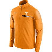 Nike Men's Tennessee Volunteers Tennessee Orange Elite Coaches Half-Zip Shirt