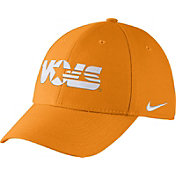 Nike Men's Tennessee Volunteers Tennessee Orange Vault Dri-FIT Swoosh Flex Hat