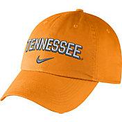 Nike Men's Tennessee Volunteers Tennessee Orange Heritage86 Wordmark Swoosh Flex Hat