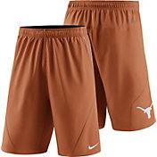 Nike Men's Texas Longhorns Burnt Orange Fly XL 5.0 Football Sideline Shorts