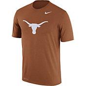 Nike Men's Texas Longhorns Burnt Orange Logo Dry Legend T-Shirt