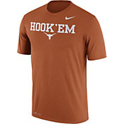 Nike Men's Texas Longhorns Burnt Orange 'Hook 'Em' Authentic Local Legend T-Shirt