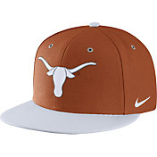 Nike Men's Texas Longhorns Burnt Orange True Adjustable Performance Hat