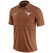 Nike Men's Texas Longhorns Burnt Orange Early Season Football Polo