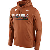 Nike Men's Texas Longhorns Burnt Orange Circuit PO Hoodie