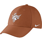 Nike Men's Texas Longhorns Burnt Orange Vault Dri-FIT Swoosh Flex Hat
