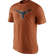 Nike Men's Texas Longhorns Burnt Orange Champ Drive Football T-Shirt