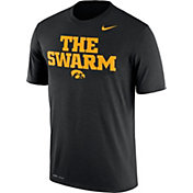 Nike Men's Iowa Hawkeyes Black 'The Swarm' Authentic Local Legend T-Shirt