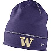 Nike Men's Washington Huskies Purple Champ Drive Fleece Beanie