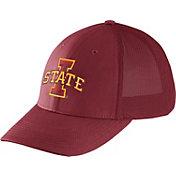 Nike Men's Iowa State Cyclones Cardinal Legacy91 Flex Mesh Back Hat