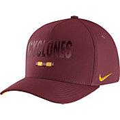 Nike Men's Iowa State Cyclones Cardinal Seasonal Swoosh Flex Classic99 Hat