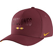 Nike Men's Iowa State Cyclones Cardinal Seasonal Swoosh Flex Classic99 Hat