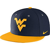 Nike Men's West Virginia Mountaineers Blue True Adjustable Performance Hat