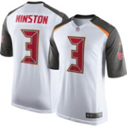 Nike Men's Away Game Jersey Tampa Bay Buccaneers Jameis Winston #3
