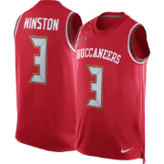 Nike Men's Tampa Bay Buccaneers Jameis Winston #3 Jersey Tank Top