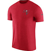 Nike Men's Tampa Bay Buccaneers Sideline 2017 Coaches Performance Red T-Shirt
