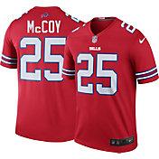 Nike Men's Color Rush 2017 Legend Jersey Buffalo Bills LeSean McCoy #25