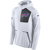 Nike Men's Buffalo Bills Sideline 2016 Alpha Fly Rush White Jacket