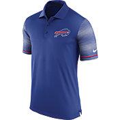 Nike Men's Buffalo Bills Sideline 2016 Early Season Blue Polo