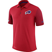 Nike Men's Buffalo Bills Sideline 2017 Team Issue Red Polo