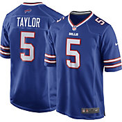 Nike Men's Home Game Jersey Buffalo Bills Tyrod Taylor #5
